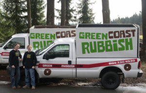 The Duignan Brothers and Their Very First Truck