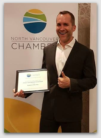 North Vancouver Chamber of Commerce Business of the Year Business Excellence Award Nominee