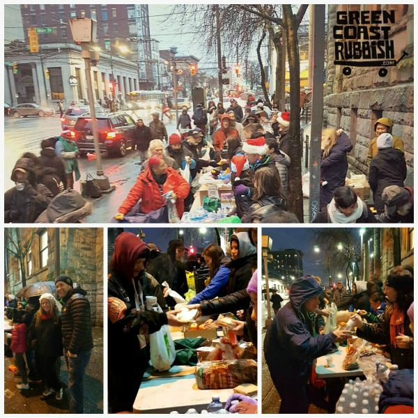 Christmas in the Streets