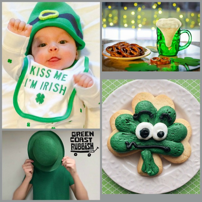 Eco Friendly St Patricks Day Ideas Green Coast Rubbish